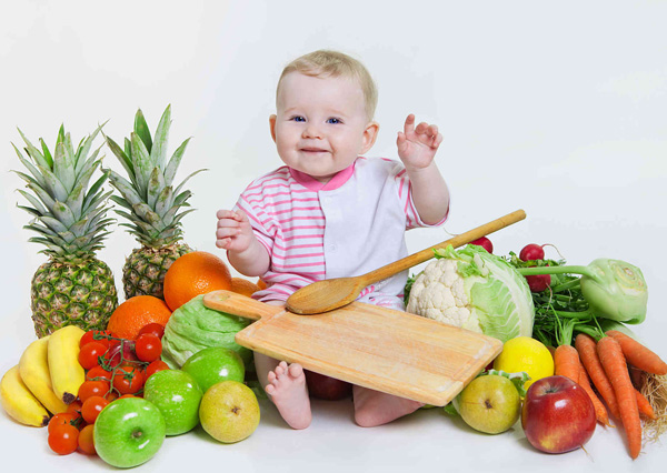ORGANIC BABY FOOD & SUPPLEMENTS